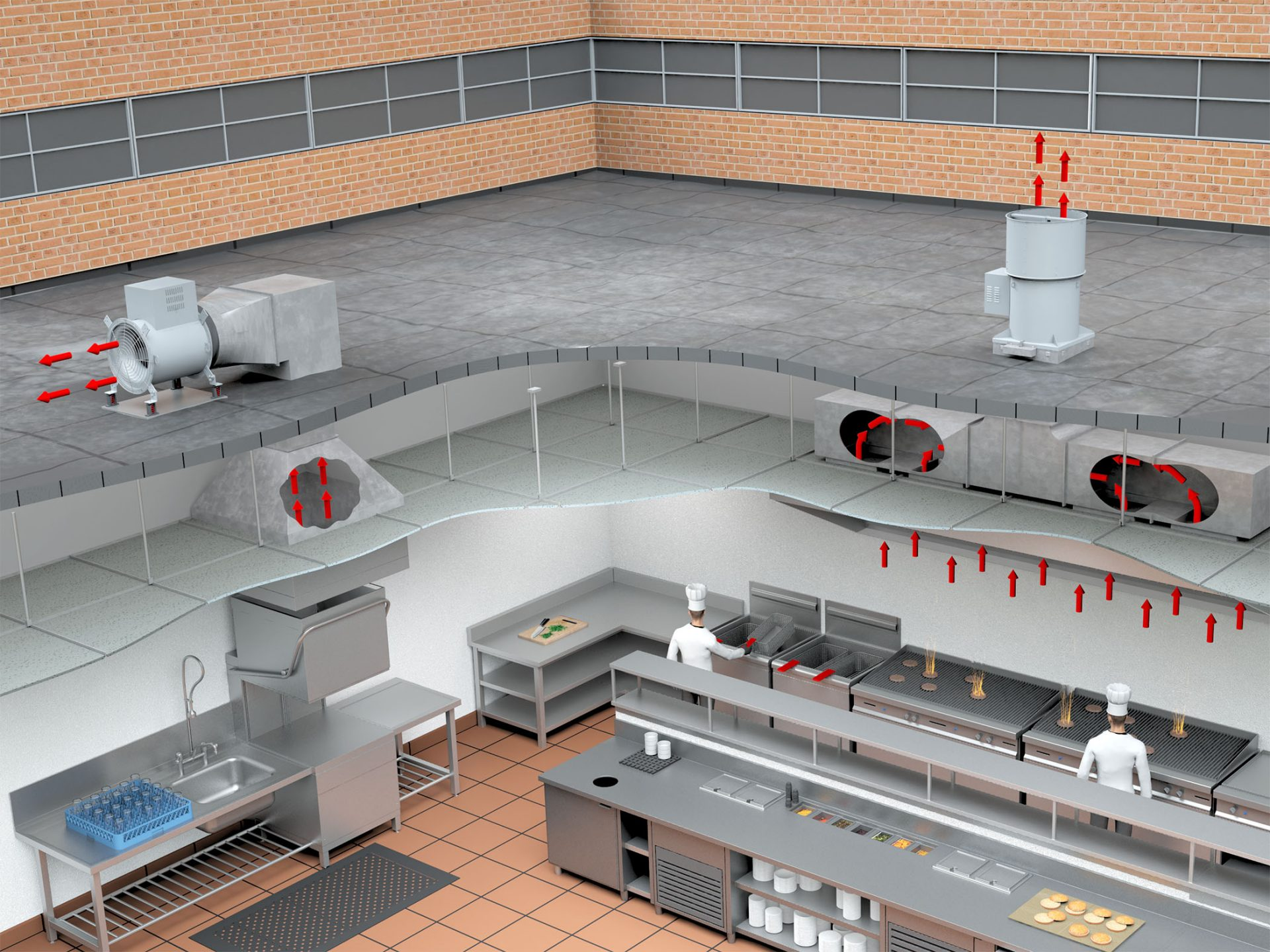 QCLB Kitchen Application